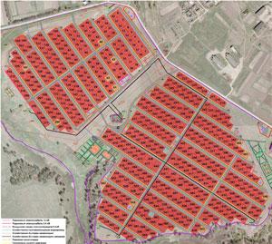 Оплата аренды за участок в Яглово