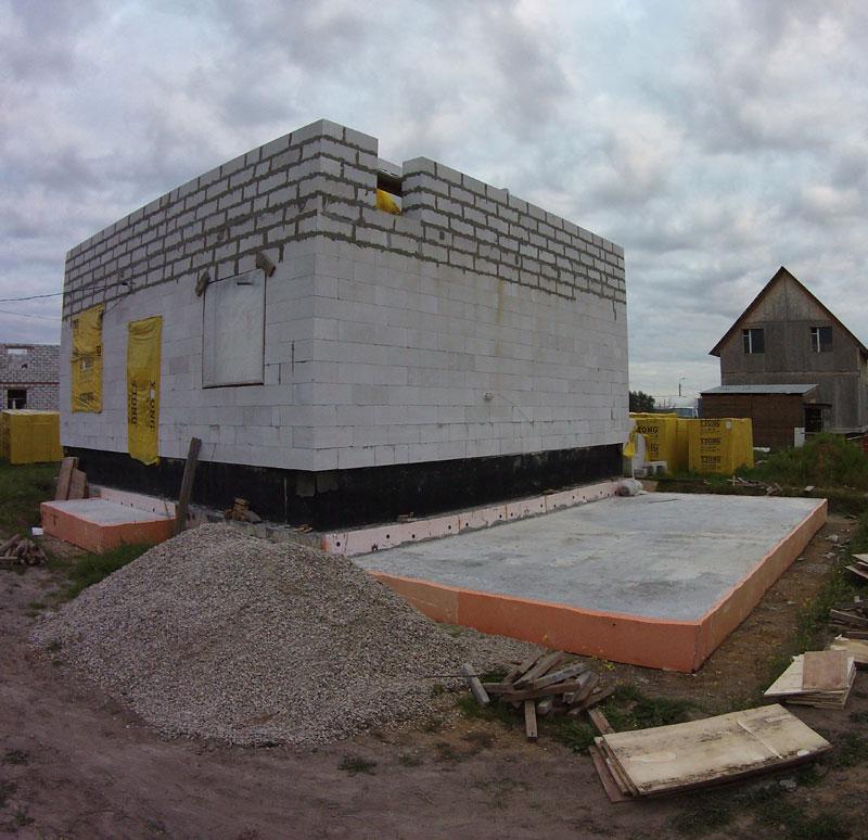 Проект 152 - фундаментные плиты под гараж и крыльцо 016